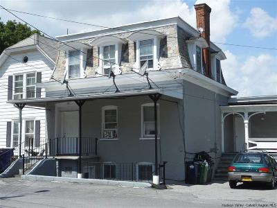 Multi Family Home For Sale: 118 Second Street