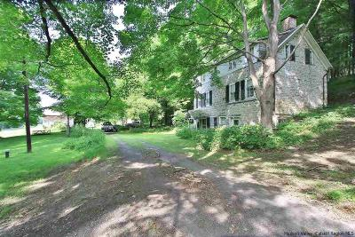 Saugerties Single Family Home Fully Executed Contract: 96 Charles Smith Road