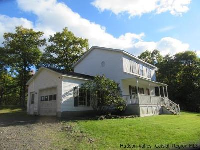 Saugerties Single Family Home For Sale: 48 Mayfield Estates