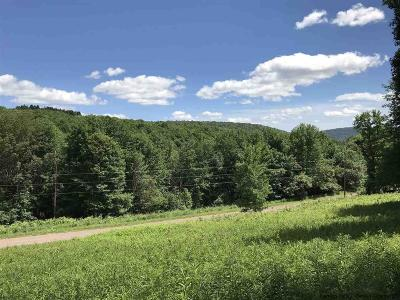 Delaware County Residential Lots & Land Fully Executed Contract: Brush Hollow Road