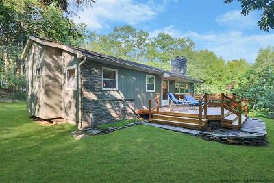 Woodstock Single Family Home For Sale: 91 Meads Mountain Road