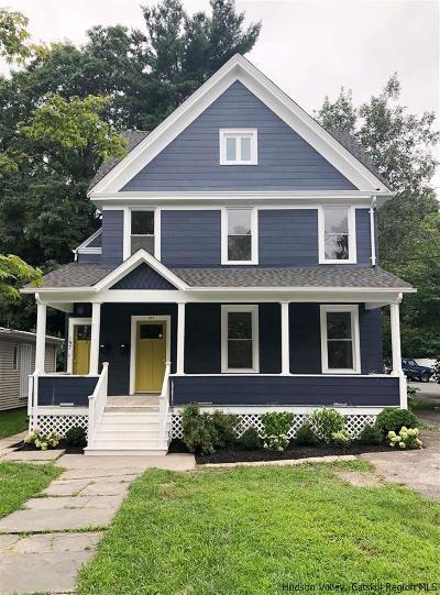 Kingston Multi Family Home For Sale: 197 Washington Avenue