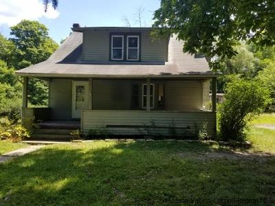 Ulster Park Single Family Home For Sale: 1346 Old Post Road