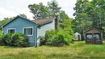 Saugerties Single Family Home Fully Executed Contract: 606 Band Camp Circle