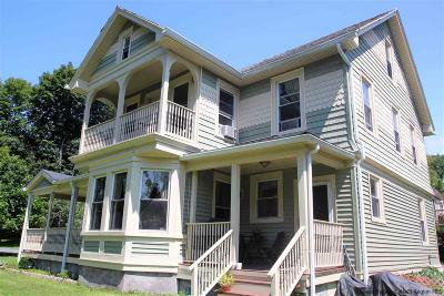 Single Family Home For Sale: 53 Maple Avenue