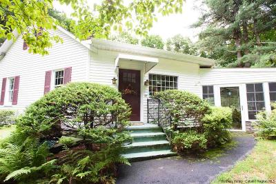 Single Family Home Fully Executed Contract: 229 Hawleys Corners Road