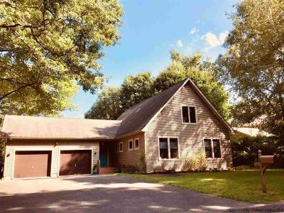 New Paltz Single Family Home Fully Executed Contract: 18 Pinecrest Road