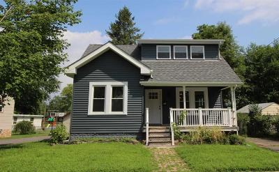 Saugerties Single Family Home Accepted Offer Cts: 23 Robinson Street