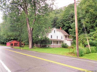 Greene County Single Family Home Fully Executed Contract: 5576/5580 State Rt 23