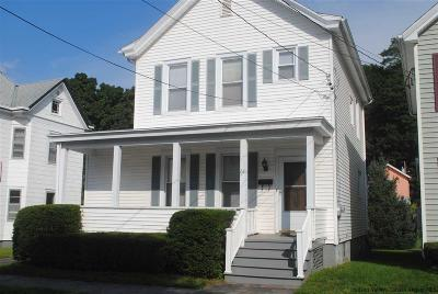 Kingston Single Family Home Accepted Offer Cts: 64 Brewster St.