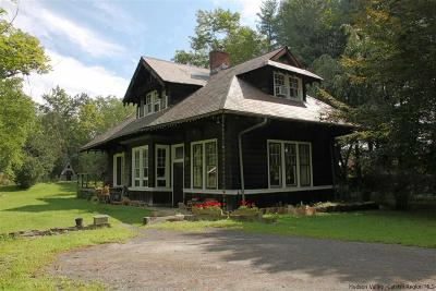High Falls Single Family Home For Sale: 301 Kyserike Road