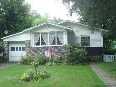 Phoenicia Single Family Home Fully Executed Contract: 44 Rte 214