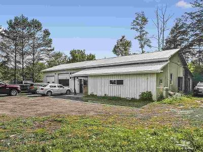 Delaware County Commercial For Sale: 42368 State Highway 28