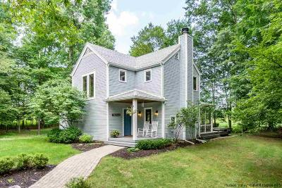 New Paltz NY Single Family Home Fully Executed Contract: $539,000