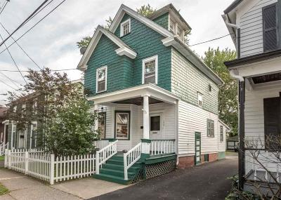Kingston Single Family Home Fully Executed Contract: 153 Prospect Street