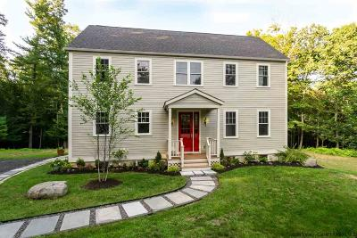 Accord Single Family Home For Sale: 502 Mill Hook Road