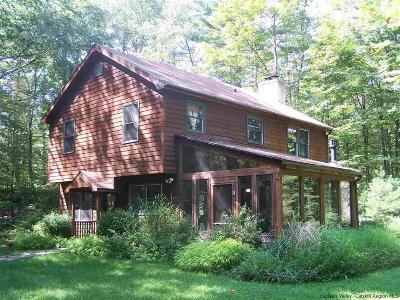 Saugerties Single Family Home Fully Executed Contract: 162 Stoll Road
