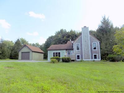 Plattekill NY Single Family Home Fully Executed Contract: $259,000