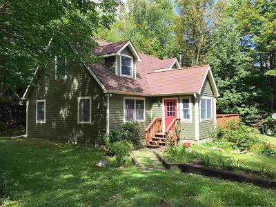 Greene County Single Family Home Accepted Offer Cts: 9 Todd Hill Road
