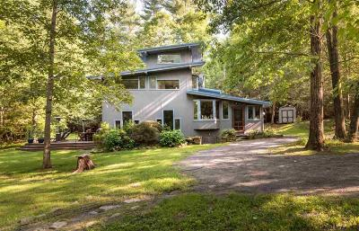 Woodstock Single Family Home For Sale: 20 Blues Quarry
