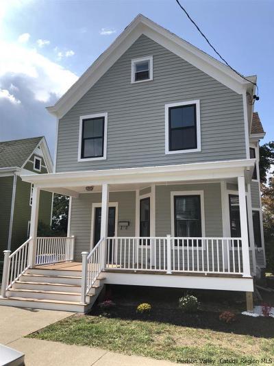 Kingston Single Family Home For Sale: 39 Hoffman Street