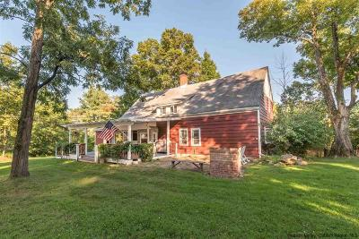 New Paltz Single Family Home For Sale: 1338 Old Ford Road