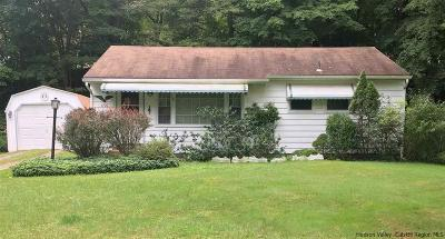 Hurley Single Family Home Fully Executed Contract: 890 Lucas Ave. Ext.