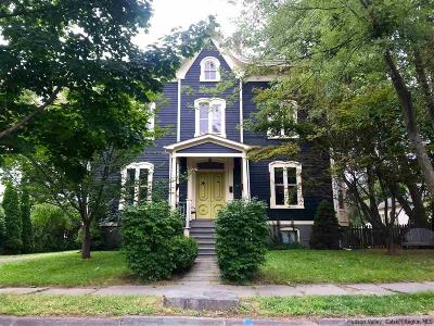 Saugerties Single Family Home Fully Executed Contract: 147 Washington Avenue