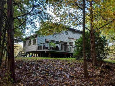 Single Family Home For Sale: 9 Hickory Hill Rd