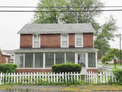 Saugerties Single Family Home For Sale: 145 Glasco Turnpike