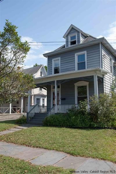 Kingston Single Family Home For Sale: 86 Downs Street