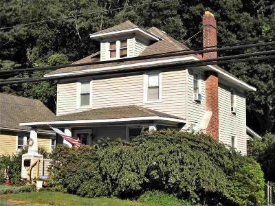 Kingston Single Family Home Fully Executed Contract: 246 East Chester Street