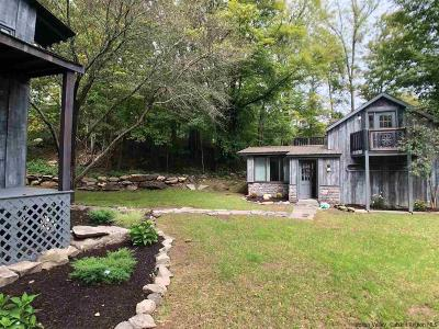 Single Family Home For Sale: 1143 Sawkill Road