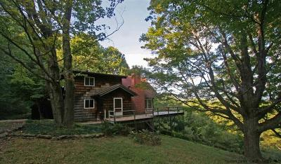 Delaware County Single Family Home Fully Executed Contract: 188 Old Town Road