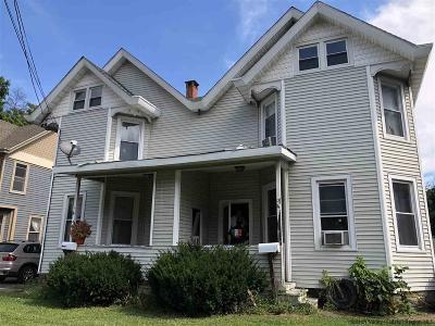 Multi Family Home For Sale: 160 Washington Avenue