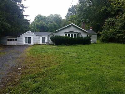 Hurley NY Single Family Home Fully Executed Contract: $98,500