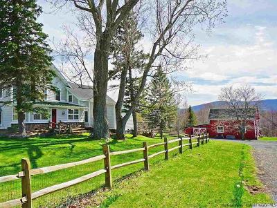 Greene County Single Family Home Fully Executed Contract: 899 Round Hill Rd Road