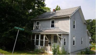 Ellenville Single Family Home For Sale: 11 Clinton