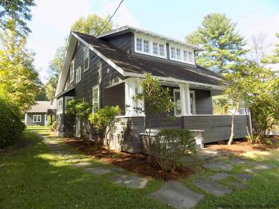 Single Family Home For Sale: 20 West Hurley Road