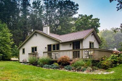 Kerhonkson Single Family Home For Sale: 72 & 82 Dymond Road