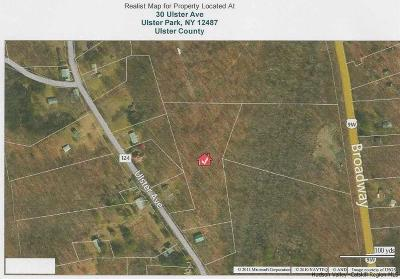 Residential Lots & Land For Sale: 30 Ulster Ave