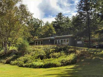 Woodstock Single Family Home For Sale: 44 High Rocks Road