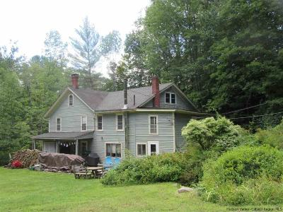 Woodstock Single Family Home For Sale: 4926 Route 212