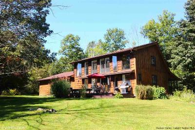 Ulster County Single Family Home Back On Market: 625 County Route 2