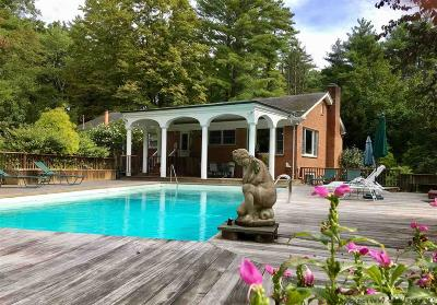 Woodstock NY Single Family Home For Sale: $795,000