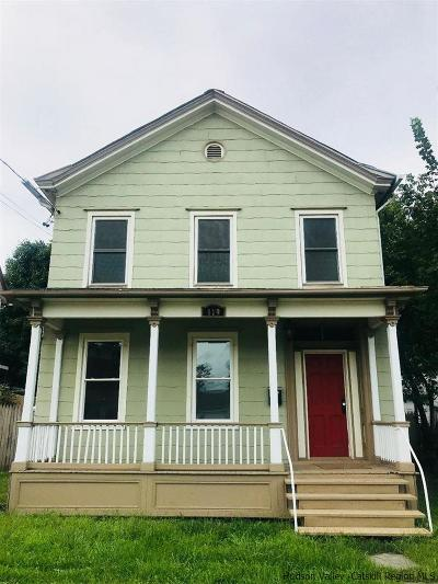 Catskill Single Family Home For Sale: 119 Maple Ave