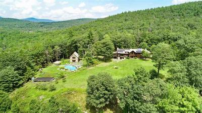Woodstock NY Single Family Home For Sale: $1,950,000