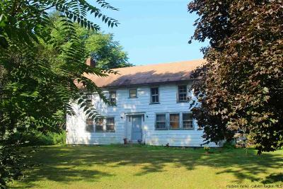 Single Family Home For Sale: 266 East Road