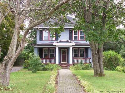 Saugerties Single Family Home Fully Executed Contract: 22 Main Street