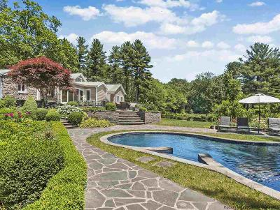Woodstock NY Single Family Home For Sale: $1,695,000